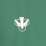 Green Pulpit Cloth